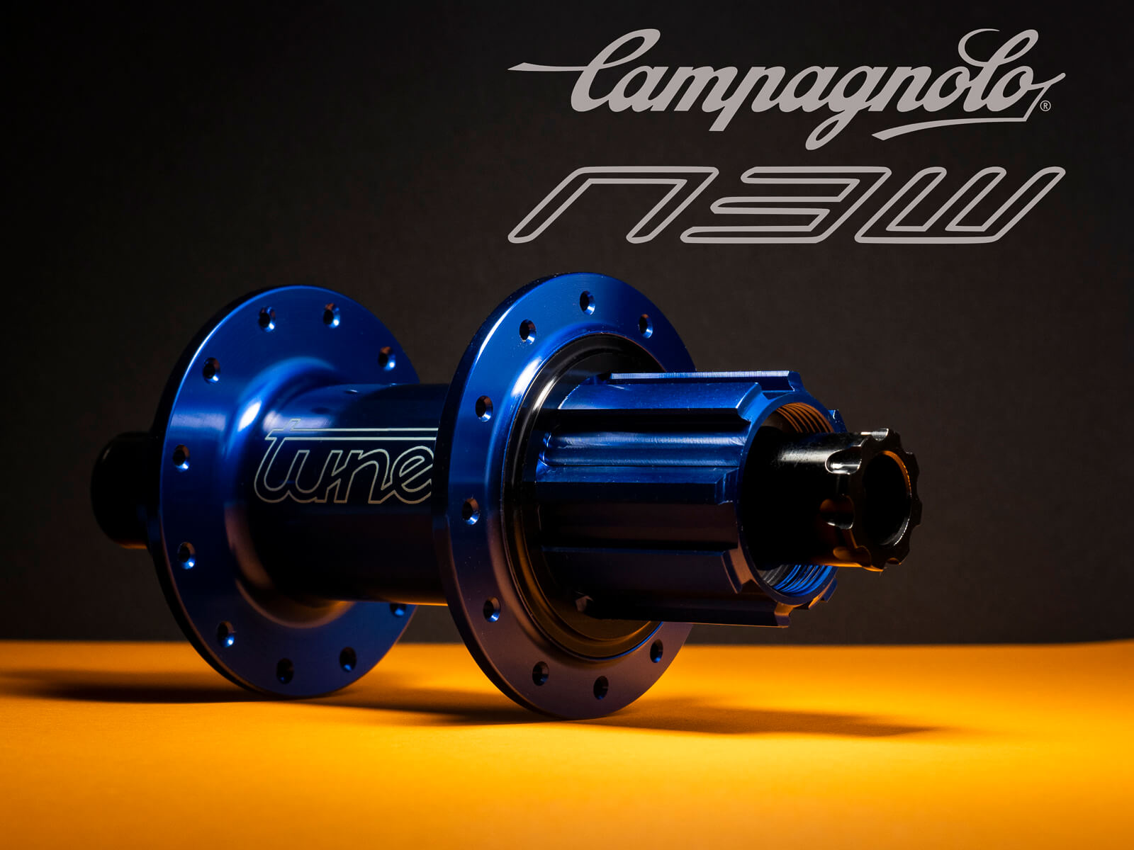 tune hubs with Campagnolo N3W freehub!